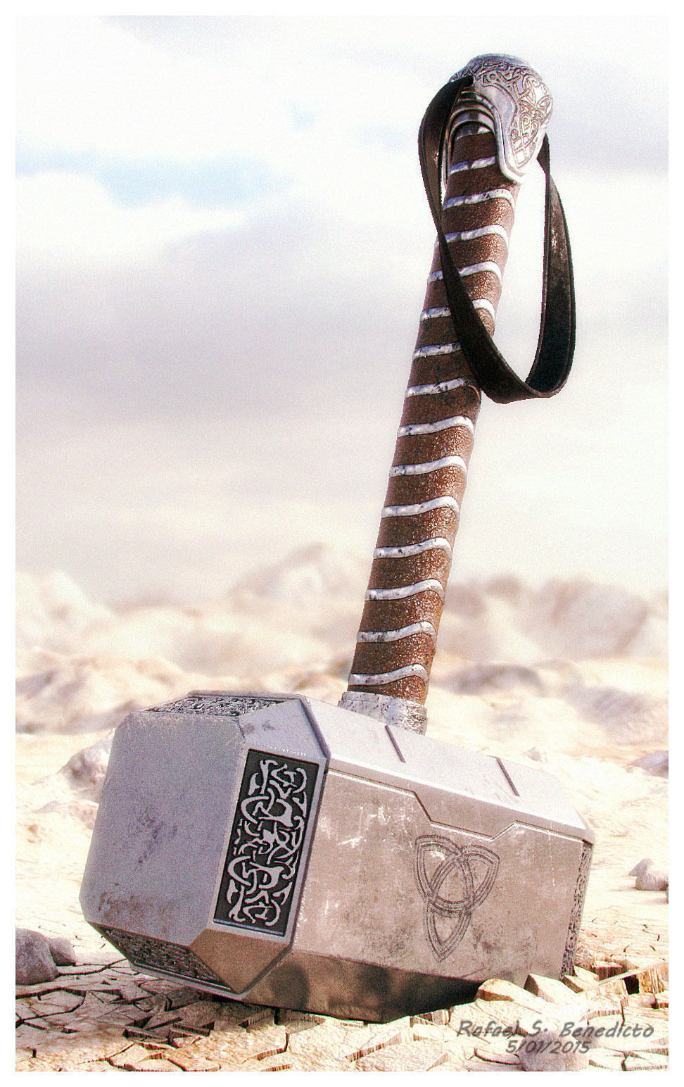 Image result for hammer of thor